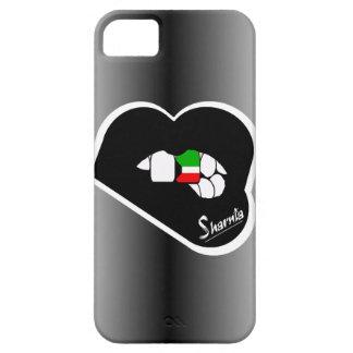 Sharnia's Lips Kuwait Mobile Phone Case (Blk Lips)