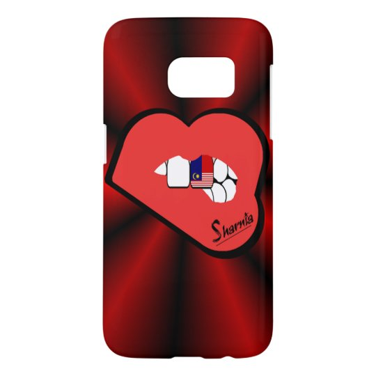 Sharnia's Lips Malaysia Mobile Phone Case Rd Lips