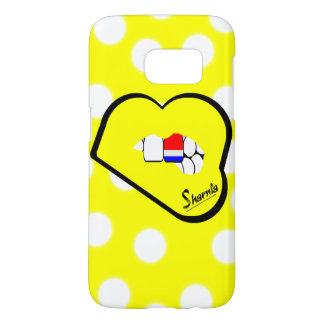 Sharnia's Lips Netherlands Mobile Phone Case Yl L