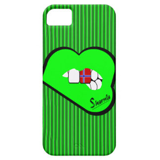 Sharnia's Lips Norway Mobile Phone Case (Gr Lips)