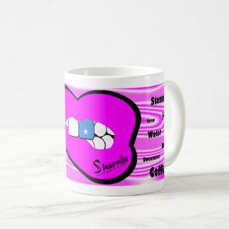 Sharnia's Lips Somalia Mug (PINK Lip)