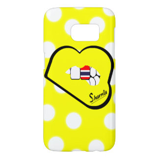 Sharnia's Lips Thailand Mobile Phone Case Yl Lip