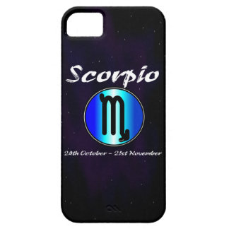 Sharnia's Scorpio Mobile Phone Case