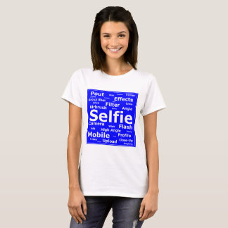 Sharnia's Selfie T-Shirt