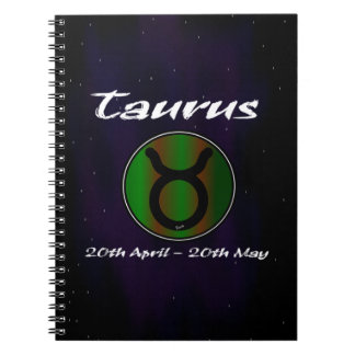 Sharnia's Taurus Photo Notebook (80 Pages B&W)