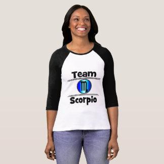 Sharnia's Team Scorpio Long Sleeve T-Shirt