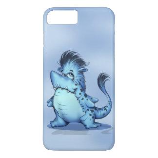 SHARP ALIEN CARTOON Apple iPhone 7 Plus  BT iPhone 8 Plus/7 Plus Case