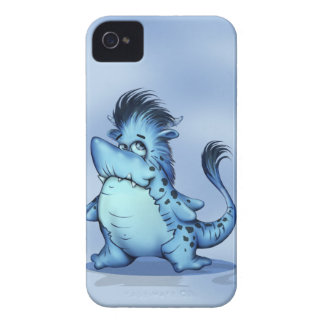 SHARP ALIEN CARTOON iPhone 4   BT Case-Mate iPhone 4 Cases