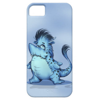 SHARP ALIEN CARTOON iPhone SE + iPhone 5/5S   BT Case For The iPhone 5