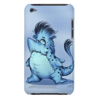 SHARP ALIEN CARTOON iPod Touch  BT iPod Case-Mate Case