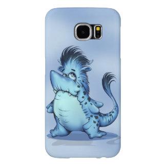SHARP ALIEN CARTOON Samsung Galaxy S6  BT Samsung Galaxy S6 Cases