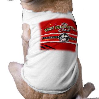 Sharp Dressed Dog Sleeveless Dog Shirt