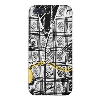 Sharp Dressed phone iPhone 5/5S Cases