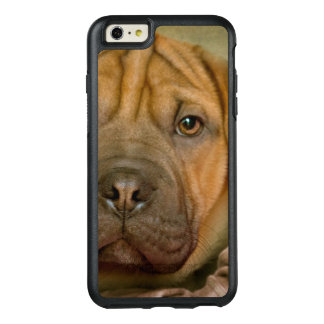 Sharpei-Beagle Puppy OtterBox iPhone 6/6s Plus Case