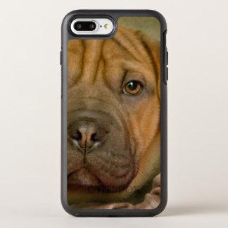 Sharpei-Beagle Puppy OtterBox Symmetry iPhone 8 Plus/7 Plus Case