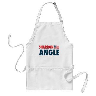 Sharron Angle Patriotic Standard Apron