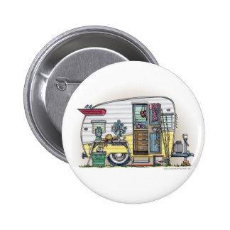 Shasta Camper Trailer Buttons