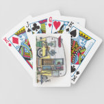 Shasta Camper Trailer RV Playing Cards