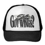 Shasta -- Got Wings? Cap
