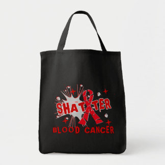 Shatter Blood Cancer Tote Bag