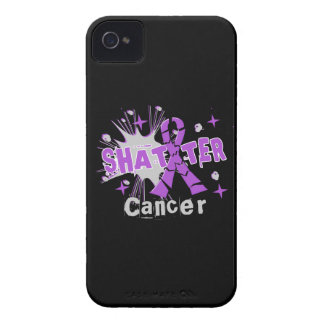 Shatter Cancer iPhone 4 Case-Mate Cases