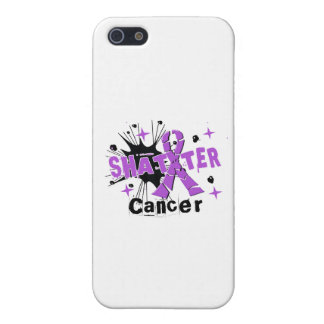 Shatter Cancer iPhone 5 Cases