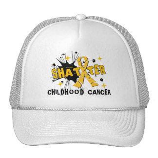 Shatter Childhood Cancer Hat
