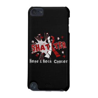 Shatter Head Neck Cancer iPod Touch 5G Covers