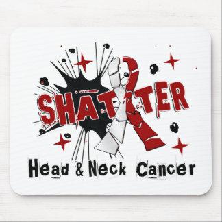 Shatter Head Neck Cancer Mousepad