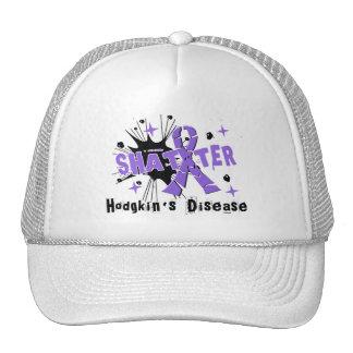 Shatter Hodgkin's Disease Hat