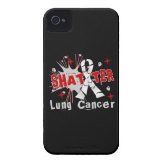 Shatter Lung Cancer Case-Mate iPhone 4 Cases
