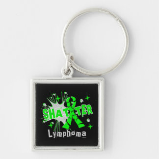 Shatter Lymphoma Key Chain