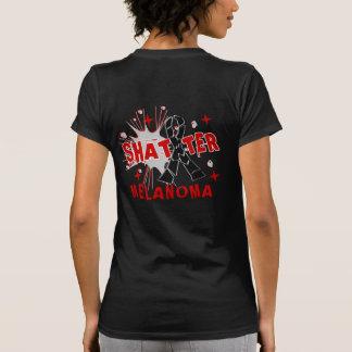 Shatter Melanoma Tee Shirts