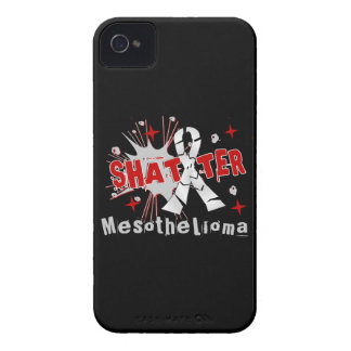 Shatter Mesothelioma iPhone 4 Cover