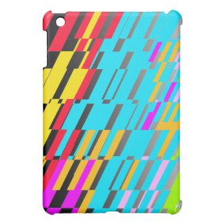 Shatter Multicolor iPad Case