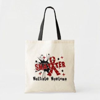 Shatter Multiple Myeloma Tote Bag
