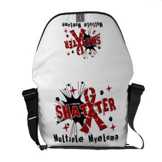 Shatter Multiple Myeloma Messenger Bag