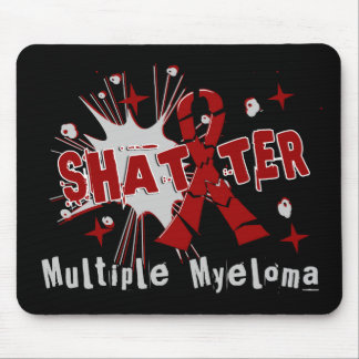 Shatter Multiple Myeloma Mouse Pad