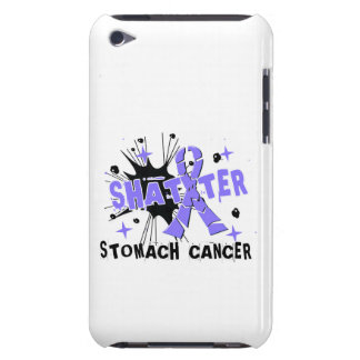 Shatter Stomach Cancer Barely There iPod Cover