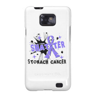 Shatter Stomach Cancer Galaxy S2 Case