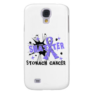 Shatter Stomach Cancer Galaxy S4 Cover