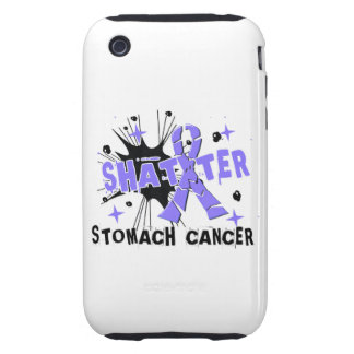 Shatter Stomach Cancer iPhone 3 Tough Cover