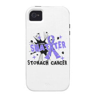 Shatter Stomach Cancer iPhone 4/4S Covers