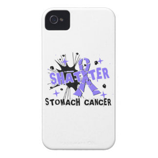 Shatter Stomach Cancer iPhone 4 Case-Mate Cases