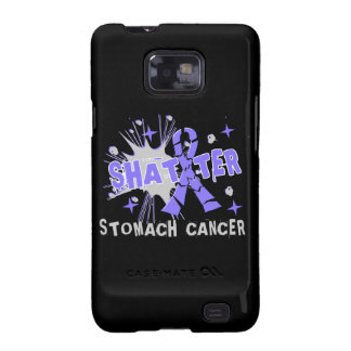 Shatter Stomach Cancer Samsung Galaxy SII Cases