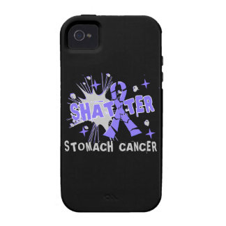 Shatter Stomach Cancer Vibe iPhone 4 Case