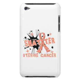 Shatter Uterine Cancer Barely There iPod Case