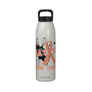 Shatter Uterine Cancer Drinking Bottle