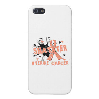 Shatter Uterine Cancer Cover For iPhone 5