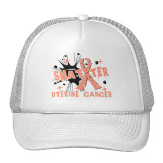 Shatter Uterine Cancer Mesh Hats